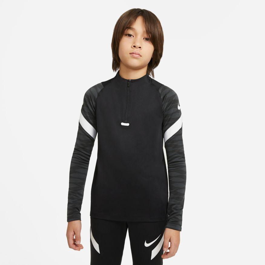 Nike Kids 1/4-Zip Soccer Drill Top L